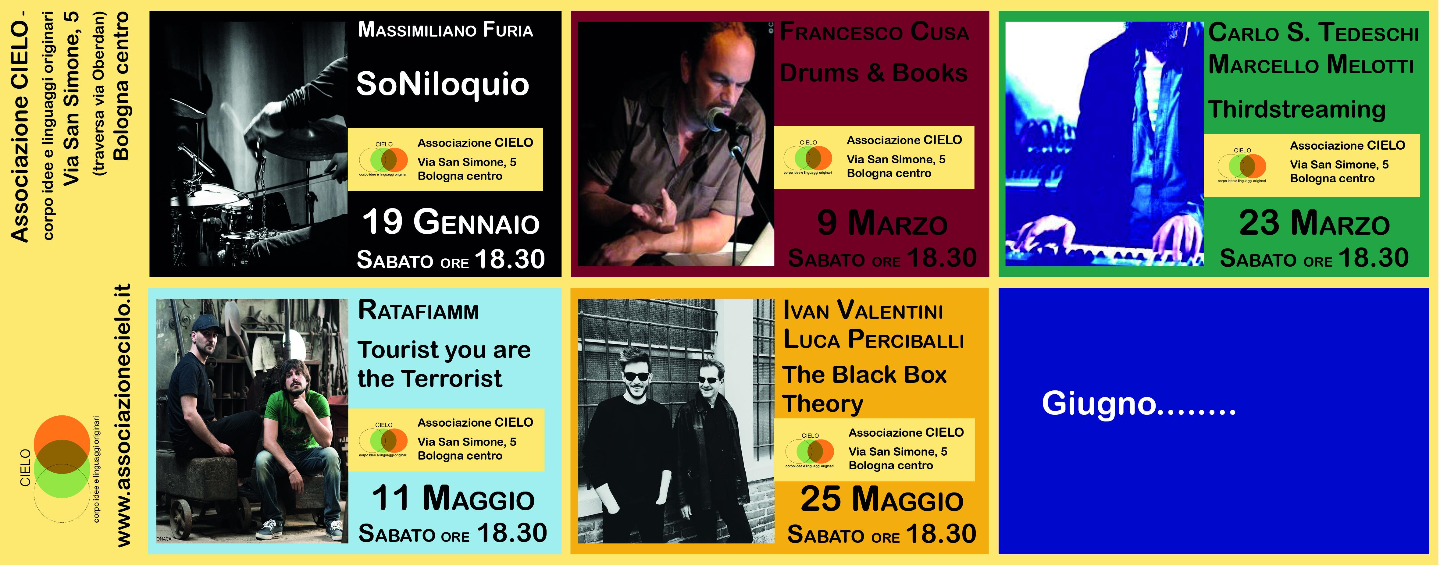 San Simone Calendario.Performance Musicale Soniloquio Con Massimiliano Furia