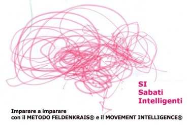 SI – Sabati Intelligenti – METODO FELDENKRAIS® – MOVEMENT INTELLIGENCE® Relazioni di Salute e movimento per imparare a imparare
