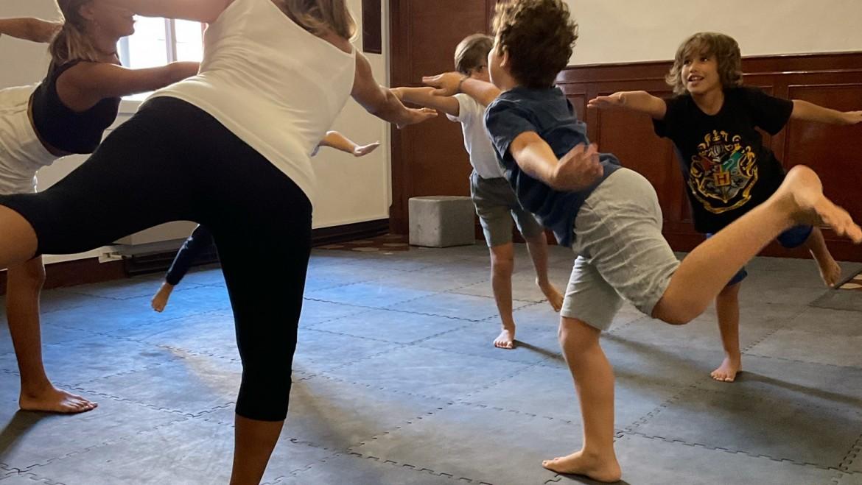 Yoga bimbi (6-10 anni)